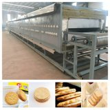 Capacidade média de bolacha fazendo a máquina/máquina de biscoitos fabricados na China
