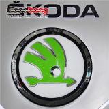 Напольный автосалон рекламируя Signage логоса автомобиля для Skoda