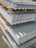 Плита крыши стеклоткани FRP Corrugated, плитка крыши стеклоткани