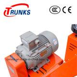 別のエンジンを搭載する構築機械装置の道の土掻き機のフライス盤