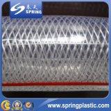 Nicht Geruch Belüftung-Faser geflochtener verstärkter Schlauch-Garten-Schlauch