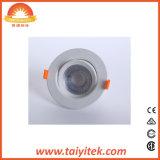 5W-15W LED focos techo giratorio COB