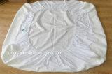 Textile imperméable à l'eau de couverture de Protectorantibacterial de matelas hypoallergénique de Tencel