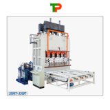 De Hydraulische Machine van de houtbewerking/de Hete Machine van de Pers