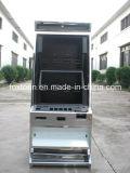 Снабжения жилищем шкафа металлического листа подгонянные изготовлением для торгового автомата