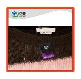 고품질 의복을%s 주문 유명 상표 로고 종이 레이블 또는 꼬리표