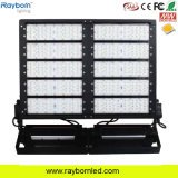 IP66 87000LM 600W Reflector LED de 12m Polo de Tenis