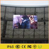 Спортивных мероприятий на улице видео рекламы Большой светодиодный дисплей стадиона