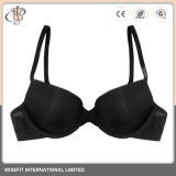 Schwarzer reizvoller Bikini grosses Größen-Büstenhalter-Cup für Frauen