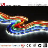 UL 1210 3528 9.6W 120LED/M étanches IP68 LED 24V Strip Light