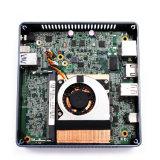 인텔 UHD 도표 소형 PC 승리 코어 I5 8250u 단일 통로 DDR4 기억 장치 최대 16g SSD