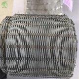 Het Opleveren van de Kabel van de Metalen kap van het Netwerk van de Kabel van de Draad van het roestvrij staal
