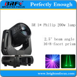 200W Mini Beam Moving Head Stage Lights