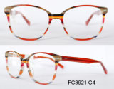 De optische heet-Verkoop van de Acetaat van het Frame van het Oogglas