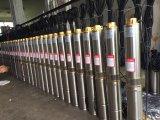mehrstufige versenkbare Pumpe des Edelstahl-5.5HP. Tiefe wohle Pumpe