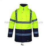 Fr471 reflète le phoque à capuchon Vêtements Veste de sécurité pour les hommes