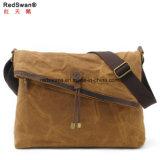 Saco de ombro com design de moda de lona impermeável Caminho Crossbody Bag (RS-9121)