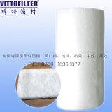 Fibra sintética de medios del filtro de aire Filtro de techo