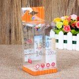 カスタムプラスチック包装の折る印刷ボックス(PVCボックス009)