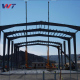 Matal 환경 현대 바위 빠른 구조 강철 구조물 작업장 창고