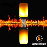 Venda quente 7W E26 Lâmpada chama fogo instantes atmosfera de Emulação Lâmpada decoração vintage