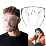 Factory Wholesale Fullface Protective comfortabele gezichtsbeschermer met Sponge Elastic