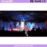 실내 영상 광고 LED 풀 컬러 임대 스크린 (P3.91/P5.95)