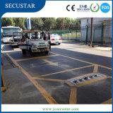 Хорошее качество сканирования под кузовом автомобиля на стоянке в системе безопасности