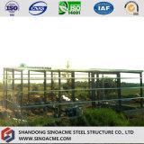 Fertigbauernhof-Stahlgebäude für Lager-Speicher