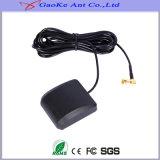 Étanche à montage magnétique de voiture GPS ou GLONASS Antenne avec connecteur SMA RG174 câble 3m, 30 dB, 1575.42MHz antenne GPS