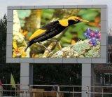 P10 al aire libre de publicidad a todo color de pantalla LED de Video