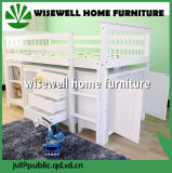 Kiefernholzfuton-Kind-Schlafzimmer-Möbel (WJZ-B1620)