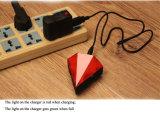 De rode AchterLamp van het Signaal met Laser