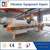 Prensa de filtro automática del equipo del tratamiento del lodo de las aguas residuales del hospital