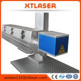 Laser della fibra/grande macchina della marcatura del laser di formato marcatura del CO2