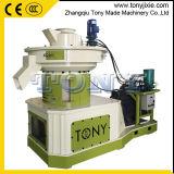 (A) de la biomasse granulés de bois granulateur/granulés de bois Maker