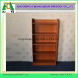Het goedkope Commerciële MDF van de Melamine Boekenrek van de Melamine van Pb