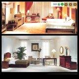ホテルの部屋の家具の寝室の家具セット