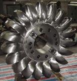 1500kw Pelton / Turbina Turbina Hidro impulso com dois bicos para Usina Hidro