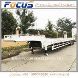 중국에 있는 낮 침대 (Lowboy) 트레일러 공장 또는 제조자 또는 수출상 또는 공급자