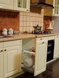 Neue Entwurf Belüftung-Küche-Schrank-Haus-Möbel der Ankunfts-2017 kundenspezifische (zc-061)