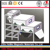 水晶、鉱物、無水ケイ酸のための乾燥した方法磁気分離器によっては、カーボンが作動した
