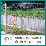 Гальванизированная загородка панели Rolltop Brc обеспеченностью порошка Coated