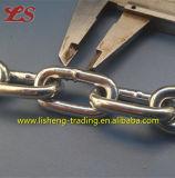 DIN764 최신 복각 Galivanized 링크 사슬