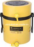 Cylindre hydraulique à longue course de renvoi rapide temporaire de pétrole de double de 200 tonnes (RR-200200)