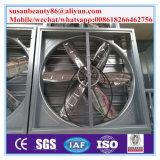 Exaustores fixados na parede grandes de volume de ar de Jinlong para o baixo preço da venda