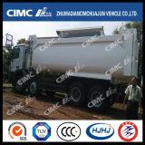 Benz 380-460HP 8*4 Dump Truck con Cimc Huajun Cargo Box