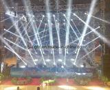 eventi del DJ della discoteca della fase del fascio di 230W 7r Sharpy che spostano indicatore luminoso capo