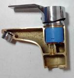 Robinet de lavabo à robinet à cuvette en laiton massif à vente chaude (GL9301A93)
