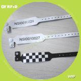 病院(GYRFID)のためのWrppの低価格NFCのリストバンド